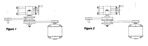 Hi-Ratio Compound Pulley Figures 1 and 2